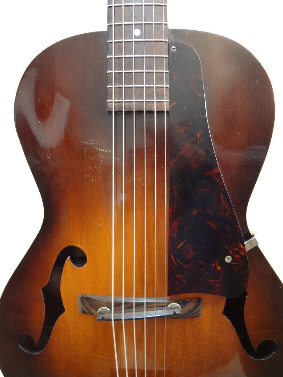 Crossroads Music 187 Kalamazoo Vintage Archtop Guitar Circa 1940 Kg 22 Sold
