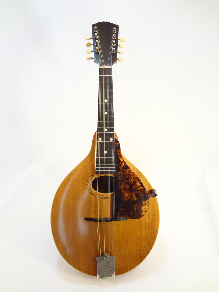 Vintage Gibson Guitars >> Crossroads Music » Gibson Used Vintage A Mandolin Circa 1916