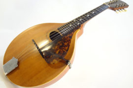 Gibson A - Mandolin 1916 Angled Front View