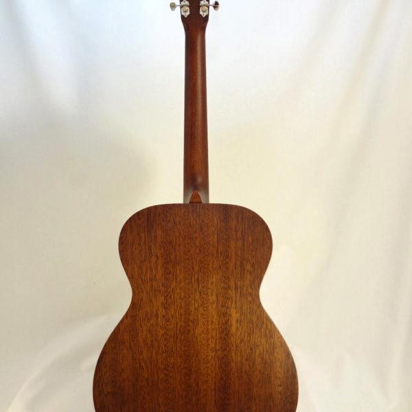 C.F. Martin 000-15M Mahogany Guitar Full Back View