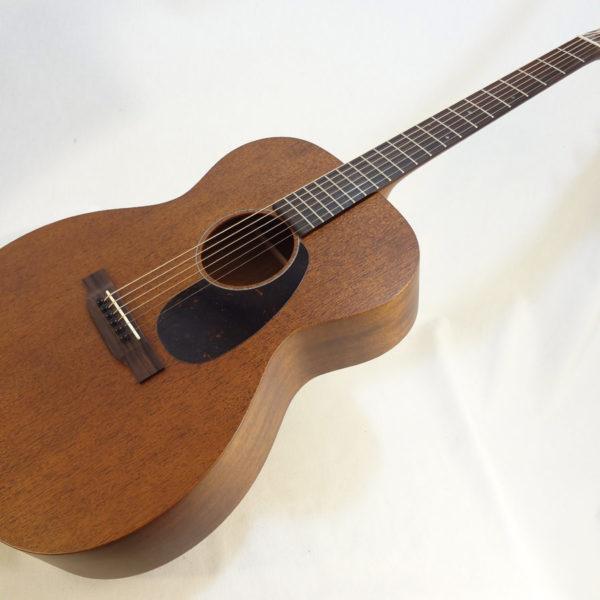 C.F. Martin 000-15M Mahogany Guitar Front Angled View