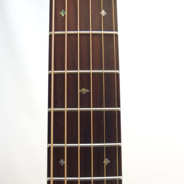 C.F. Martin 000-15M Mahogany Guitar Fingerboard