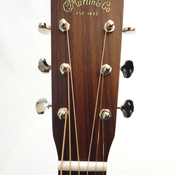 C.F. Martin 000-15M Mahogany Guitar Headstock