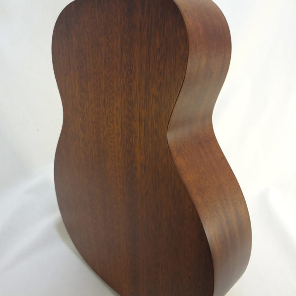 C.F. Martin 000-15M Mahogany Guitar Back Angled View