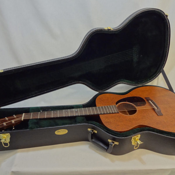 C.F. Martin 000-15M Mahogany Guitar In Case