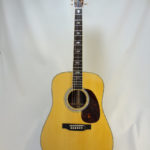 C.F. Martin D-41 Acoustc Dreadnought Guitar Full Front View