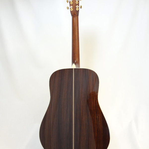C.F. Martin D-41 Acoustc Dreadnought Guitar Full Back View