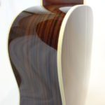 C.F. Martin D-41 Acoustc Dreadnought Guitar Side Close Up View