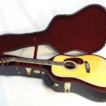 C.F. Martin D-41 Acoustc Dreadnought Guitar Case