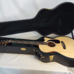 C.F. Martin GPC-16E Acoustic Guitar With Case