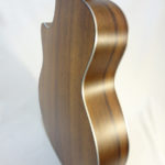 C.F. Martin GPC-16E Acoustic Guitar Back and Side View