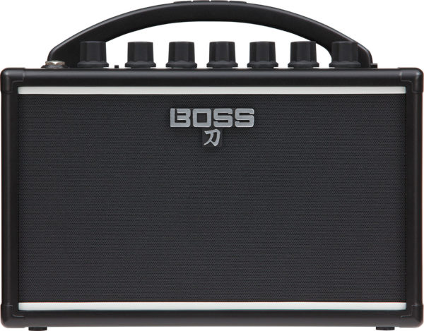 Boss Katana Mini Battery Powered Amp 3