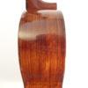 1927 Vintage C.F. Martin 00-21 Brazilian Rosewood Acoustic Guitar Side View Grain
