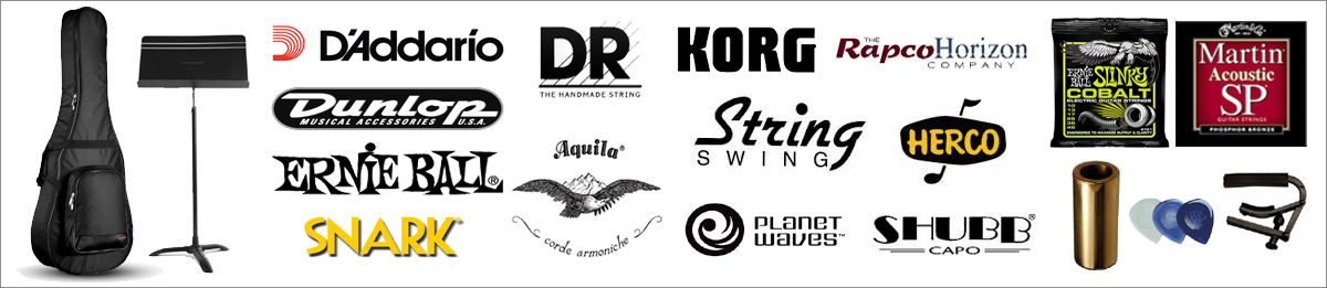 Accessories Brand Logos