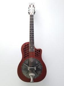 National ResoRocket WB Resonator Guitar