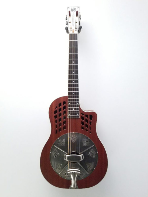 National ResoRocket WB Resonator Guitar