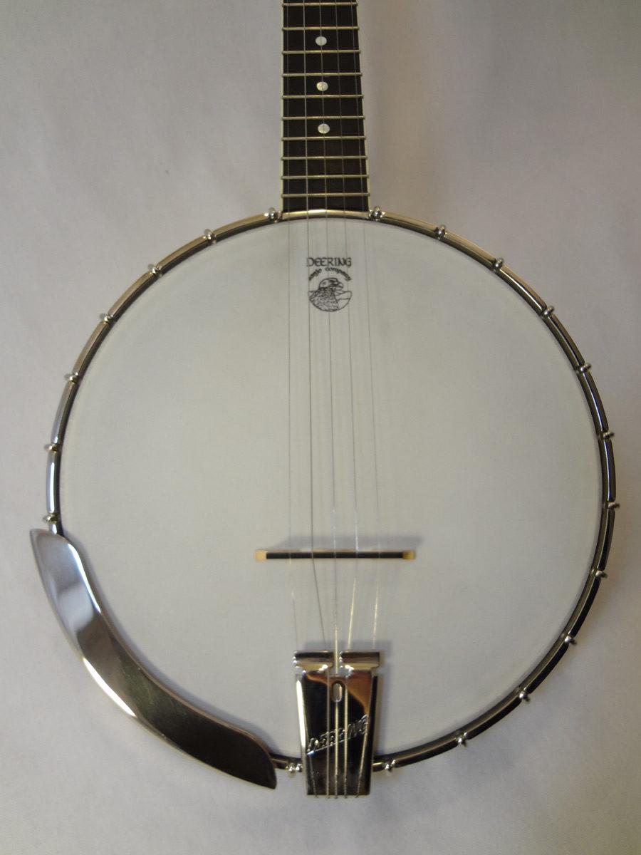 Deering Tubaphone Vega 2 Openback Banjo - SOLD