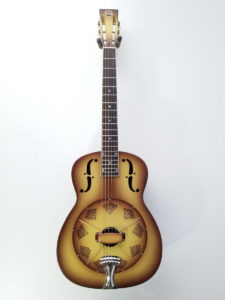 National Triolian 14-Fret Steel Resonator Guitar