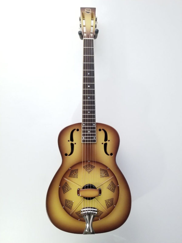 National Triolian 14-Fret Steel Resonator Guitar