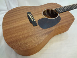 C.F. Martin DJR2A-SAPELE Close Up