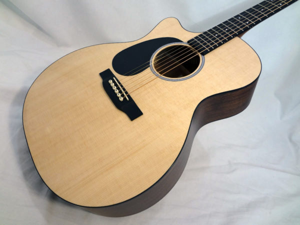 GPCRSGTL C.F. Martin Grand Performer Left Handed Guitar Angled View