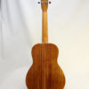 Kanile'a Tenor All Solid Koa Gloss Ukulele back view