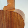 Kanile'a Tenor All Solid Koa Gloss Ukulele Back