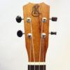 Kanile'a Tenor All Solid Koa Gloss Ukulele Headstock