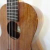 Kanile'a Tenor All Solid Koa Gloss Ukulele Front Close Up View