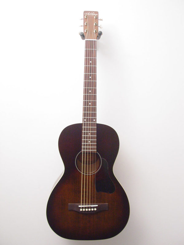 Art & Lutherie Bourbon Burst Acoustic Guitar Front