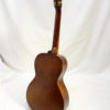 Art & Lutherie Roadhouse Acoustic Guitar Bourbon Finish Full Angled Back View