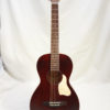 Art & Lutherie Roadhouse Acoustic Guitar Tennessee Red Finish Full Front View