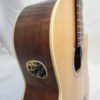 La Patrie Concert Cutaway with Pickup Nylon Classical Guitar Pickup