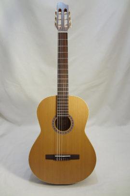 La Patrie Etude Nylon Guitar Full Front