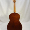 La Patrie Etude Nylon Guitar Full Back View