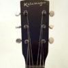Kalamazoo Archtop Guitar C.1940 KG-22 Headstock