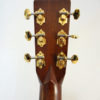C.F. Martin D-41 Acoustc Dreadnought Guitar Back Headstock 2