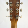 C.F. Martin GPC-16E Acoustic Guitar Headstock Back