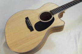 C.F. Martin GPC-16E Acoustic Guitar Front Close Up