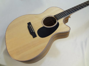 C.F. Martin GPC-16E Acoustic Guitar Front Close Up
