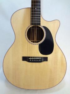C.F. Martin GPC-16E Acoustic Guitar Front View