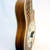 National ResoRocket Resonator Guitar Side View