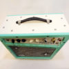 Retrofier MCM All Analog Amp Aqua Top View