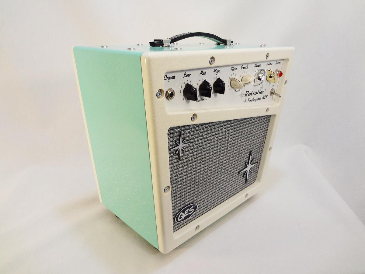 Crossroads Music 187 Retrofier Roadtripper Mcm Guitar Amp
