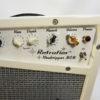 Retrofier MCM All Analog Guitar Amp - Cream Right Knobs