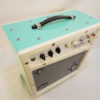 Retrofier MCM All Analog Guitar Amp - Cream Top Angled View
