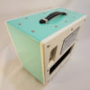 Retrofier MCM All Analog Guitar Amp - Cream Back Angled View