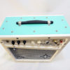 Retrofier MCM All Analog Guitar Amp - Cream Top View