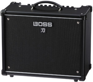 Boss Katana Electric Guitar 50 Watt Amp 2