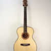 C.F. Martin CS-OM Koa Acoustic Guitar Full front
